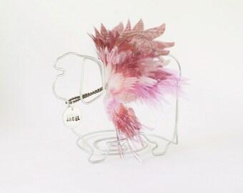 Shih Tzu Personalized Pet Memorial - Fur Angels - Shih Tzu Memorial - Shih Tzu Angel - Shih Tzu - Rainbow Bridge - Pet Loss Gift - Puppy