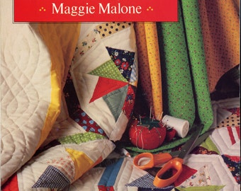 Quilting Shortcuts by Maggie Malone | Craft Book