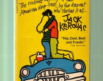 On The Road by Jack Kerouac.  Good Condition*. Signet Q3517, 1957, 16th Printing.  Collector's Cover.