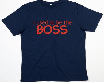 Dad Boss T-Shirt