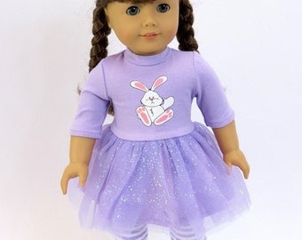 Easter Dress for The American Girl Doll