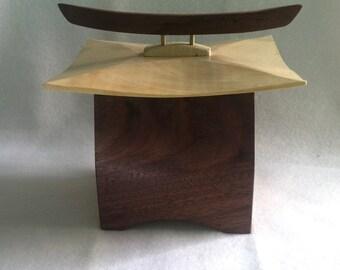 Handmade Pagoda Box