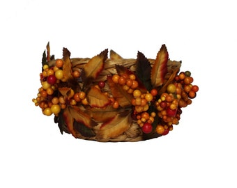 Fall Decor Basket
