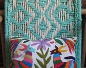 Otomi Embroidered Multi Pillow