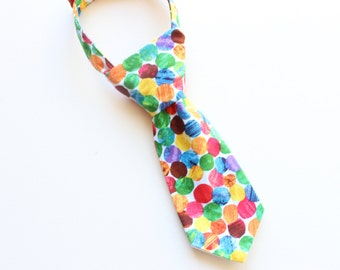 Boys necktie, neck tie, toddler neck tie, baby necktie, the very hungry caterpillar, bowtie