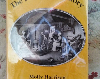 The Kitchen in History by Molly Harrison 1st Edition