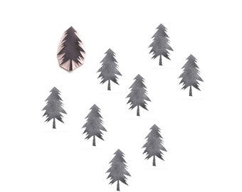 Pine Tree Stamp | 001001