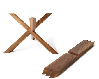 1x3 dining table legs table base puzzle kitchen table legs wooden dining