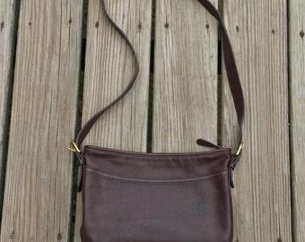 Vintage Coach Purse Leather