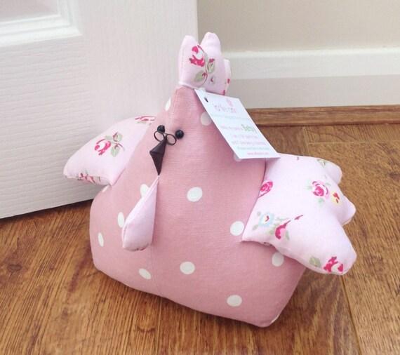 Betsy fat hen doorstop fabric doorstop novelty doorstop - Novelty doorstop ...