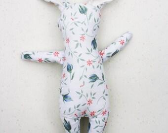 rabbit, bunny, mint bunny, recycled bunny, baby shower gift, stuffed animal, stuffed rabbit, soft rabbit, plush rbbit, plush bunny, upcycled