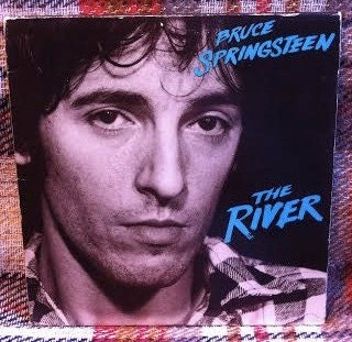 Bruce Springsteen The River 2x Lp Vinyl Record