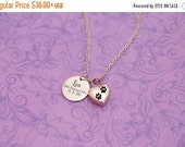 Rose Gold Memorial Pendant with Paw Prints - Cremation Jewelry - Engraved Jewelry - Urn Necklace - Pet Memorial - Ash Necklace