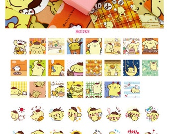 Purin Stickers Pack SM212923 46pcs