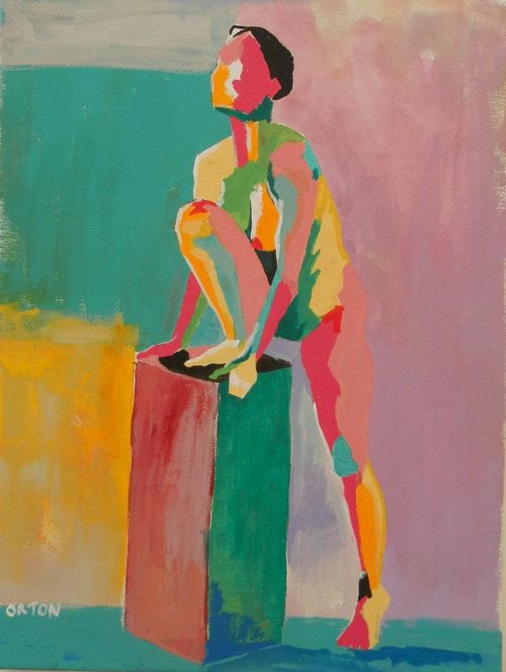 Painting nudefemale Nude Photos 50