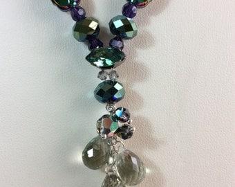 Swarovski Scarab Necklace