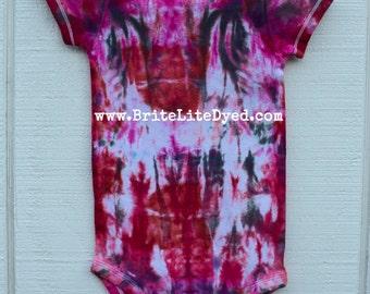 Tie Dye Onesie Children's 24 MONTHS-Baby-Infant Clothes-Toddler Clothes-Tiedye Clothes-Tiedye Onesie-Tie Dye-Tye Dye-Tie Dyed-Tye Dyed