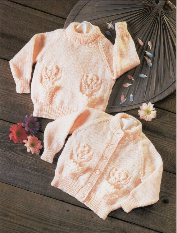 baby knitting pattern pdf instant download baby sweater baby