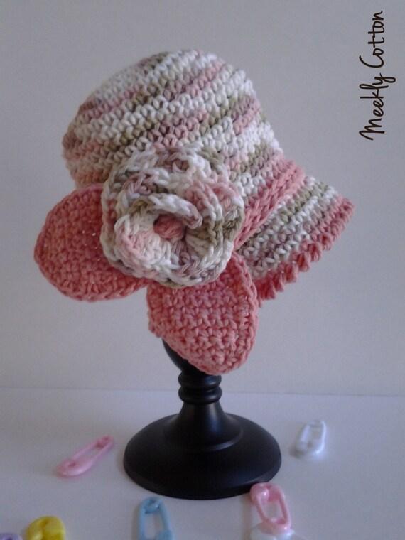 b b bonnet chapeau cloche 0 3 mois 0 3 mois par meeklycotton. Black Bedroom Furniture Sets. Home Design Ideas