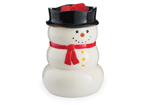 Christmas Home Decor Wax Melter Candle Warmer By