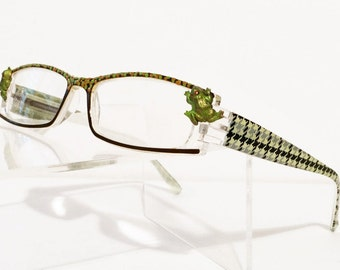 Frog Reading Glasses +2.75, Eyeglasses +2.75