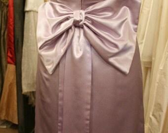 Lilac Bridesmaid Dress