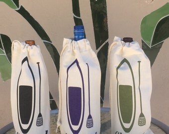Paddle Board Wine Bags
