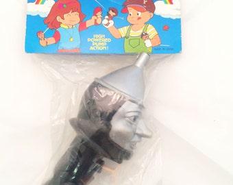 Wizard of Oz Squirt Gun Tin Man Squirt Gun