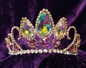 Rapunzel Crown, Tiara, Circlet