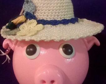 Lightbulb Ornament - Pig
