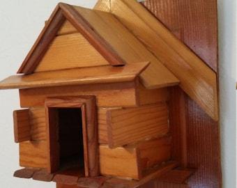 Mid-Century Birdhouse, Bird Envy