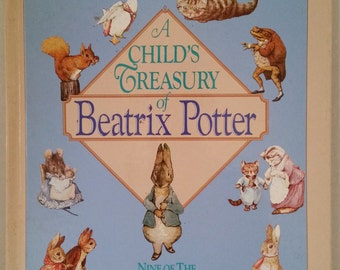 A Child's Treasury of Beatrix Potter