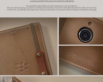 blackberry passport silver edition leather case