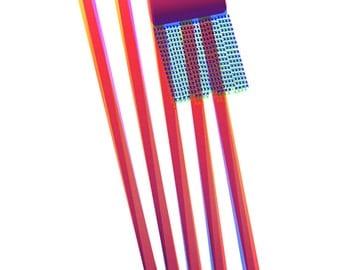 Four Twenty Stars & Stripes print