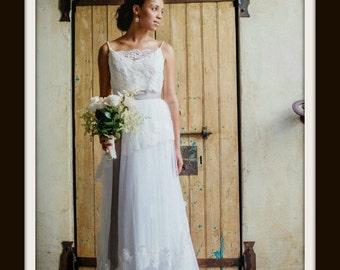 Boho Wedding Dress 'ANGELIQUE'