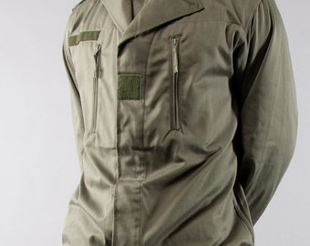 NEW Authentic Vintage French Military style Combat Jacket F2/F1 (Small -XL)