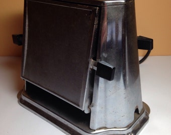 Vintage Son-Chief Art Deco Toaster Series 680
