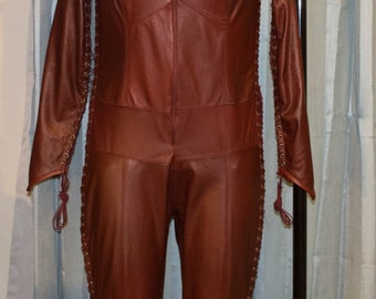 Red Mord'Sith Catsuit