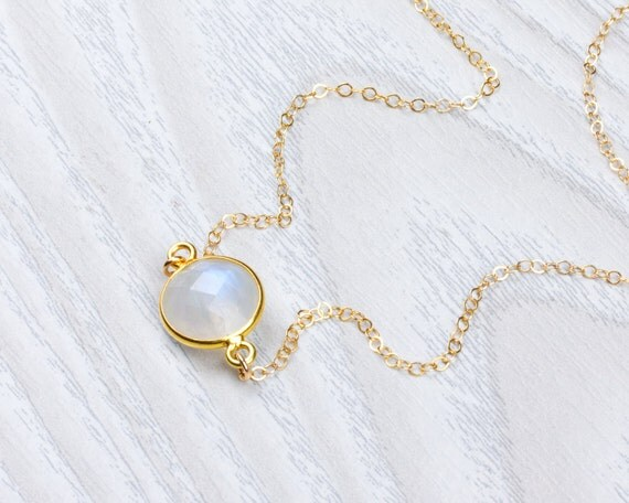 moonstone jewelry gold - photo #49