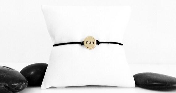 Running, Marathon Jewelry, Marathon, Half Marathon, Running Bracelet, Marathon Gift, Running Gift, Gifts For Runners, Running Gifts, b247Cbr