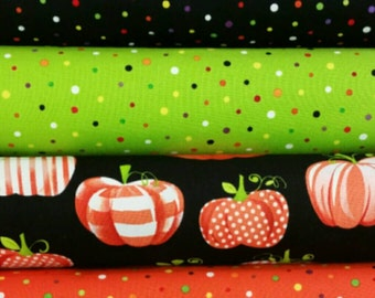Henry Glass Co.: Frightful & Delightful- Fabric Bundles