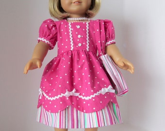 American Girl Doll: Frosted Cupcake