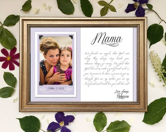 Mother of the Bride Gift - Mother of the Groom gift, Mother of the Bride Frame, Mother Thank You Gift, Mother In Law Gift