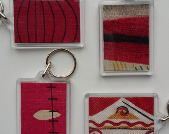 Key rings: Vintage 1950s designers David Parsons, Mary Warren, Marian Mahler