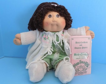 Cabbage Patch Cutie UT Factory