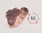 Baby Girl - Baby Headband - Baby Girl Headband - Headband - Baby - Newborn Headband - Baby Accessories - Headbands for Baby - Gold Headband