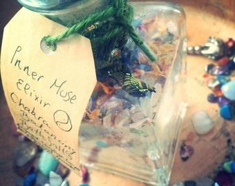 Chakra Balancing Bath Salts 100% Natural Ingredients - Aromatherapy Bath Salts - Herbal Infunsion