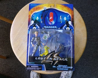 Trendmasters Lost in Space action figurine Dr. Judy Robinson MIB, MIB Lost in space figurine