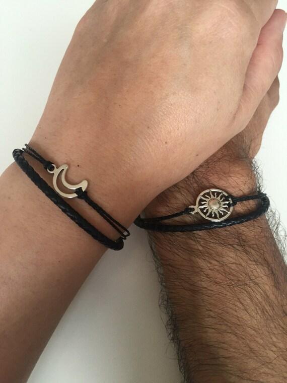 Regalos para parejas pulseras