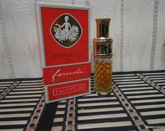 Farouche Nina Ricci 7ml Vintage Perfume